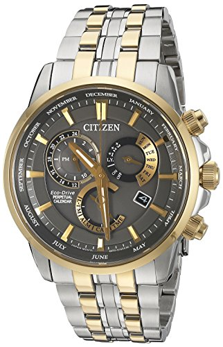 Citizen Men's Eco-Drive Analog Steel Watch