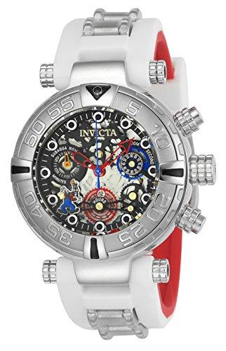Invicta Women's Disney Limited Edition Stainless Steel Quartz Watch
