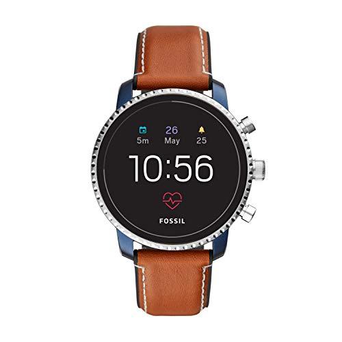 Fossil Men's Smartwatch Gen 4 Stainless Steel Touchscreen Watch