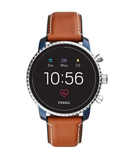 Fossil Men's Smartwatch Gen 4 Stainless Steel Touchscreen Watch