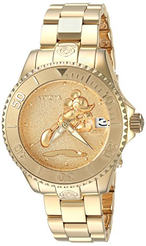 Invicta Women's Disney Limited Edition Automatic-self-Wind Watch