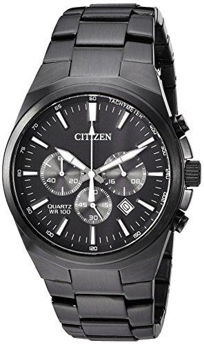 Citizen Men's ' Quartz Stainless Steel Casual Watch