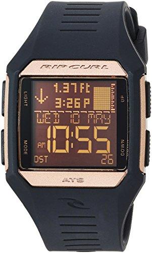 Rip Curl Women's Maui Mini Quartz Sport Watch with Polyurethane Strap
