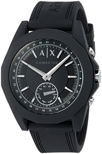 Armani Exchange Men's Hybrid Smartwatch