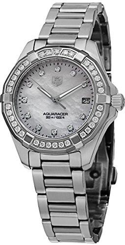 Tag Heuer Aquaracer 300M Women's Diamond Watch