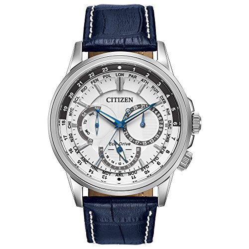 Citizen Men's Eco-Drive Calendrier Watch with Day/Date