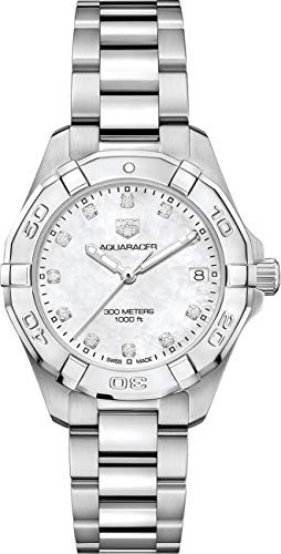 TAG Heuer Aquaracer Stainless Steel 32mm Women's Watch