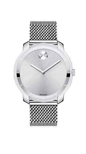 Movado Women's BOLD Thin Stainless Steel Watch