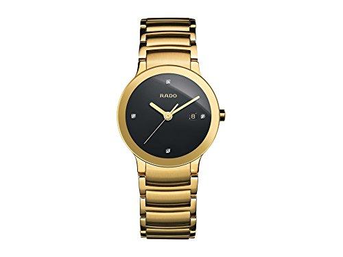 RADO Womens Centrix - Gold One Size