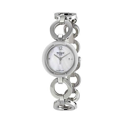 Tissot Pinky White Mother-of-Pearl Quartz Women's watch