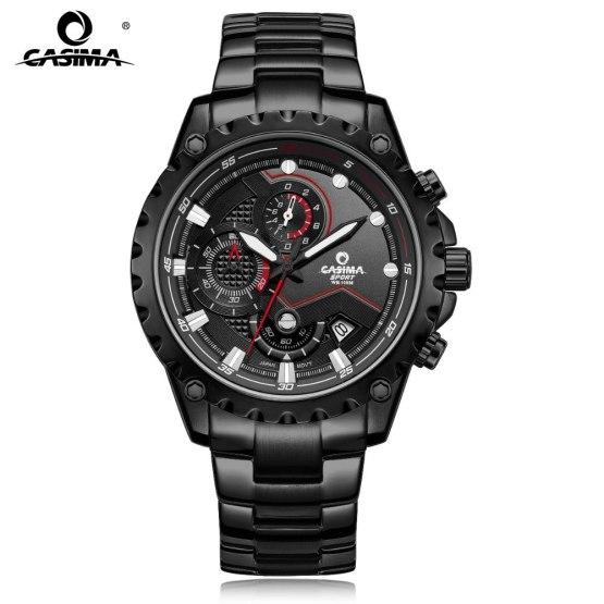 CASIMA Sport Men Watches Fashion Brand Quartz Wrist Watch