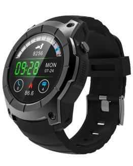 2018 OGEDA GPS Smart Men Watch Sport Heart Rate Barometer Monitor