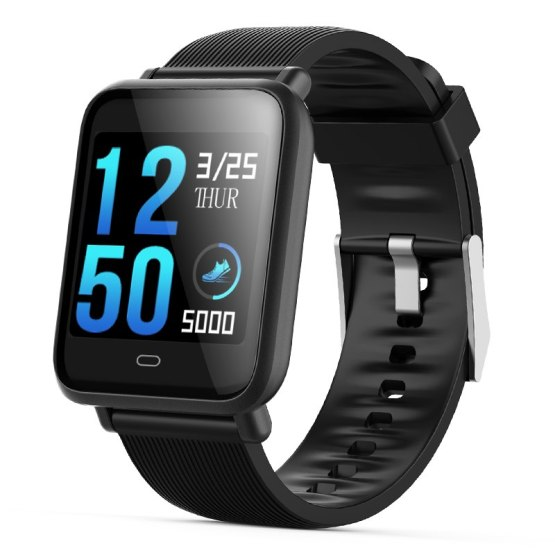 Q9 Smartwatch Men Waterproof Sports For Android IOS