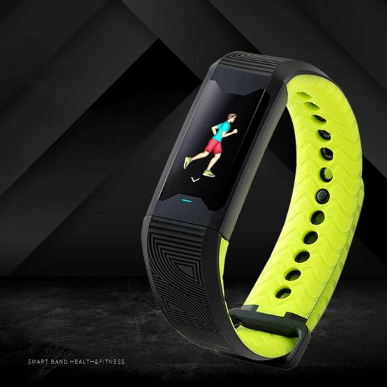 B31 Bluetooth Smartwatch Heart Rate Monitor Pedometer Fitness Tracker