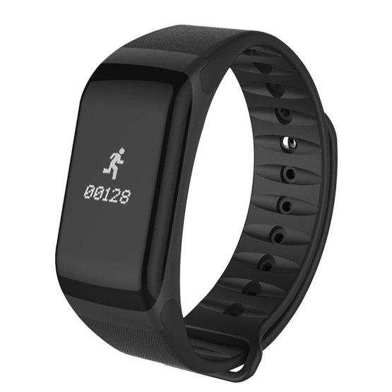 SANDA F1 Smart Watch IP67 Waterproof Heart Rate Monitor Blood Pressure