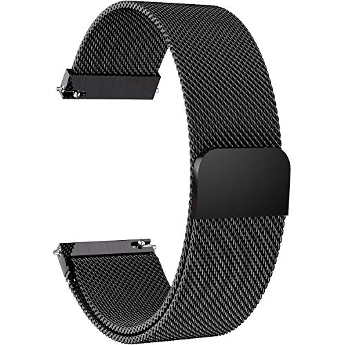 7 Colors for Quick Release Watch Strap, Fullmosa Magnetic Closure
