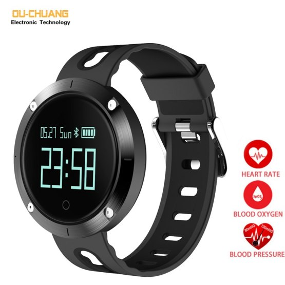 Touch Screen Smartwatches Multilingual Sport Digital Men Watches