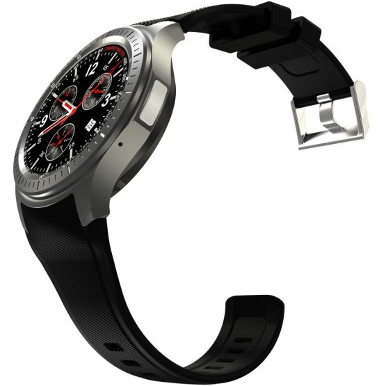 Smart Watch Men Bluetooth 4.0 SIM Android 5.1 Heart Rate Monitor
