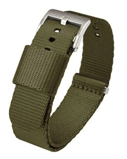 Barton Jetson NATO Style Watch Strap - 18mm 20mm 22mm or 24mm
