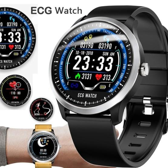 Fitness Heart Rate Monitor Blood Pressure Men Women Smartwatch