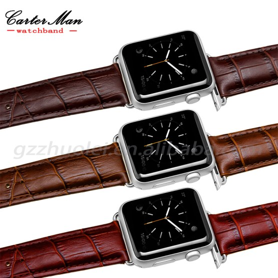 Apple genuine leather Watch Band 38mm 42mm apple Iwatch wristwatch