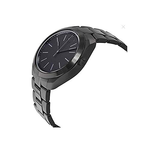 Movado Bold Motion Black Stainless Steel Mens Watch Movado Bold Motion Black Stainless Steel Mens Watch 3660004