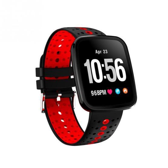 V6 Smartwatch Men Monitoring Heart Rate Blood Pressure