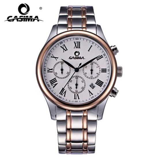 New Fashion Charm Men's Dress Leisure Quartz Wrist Watch