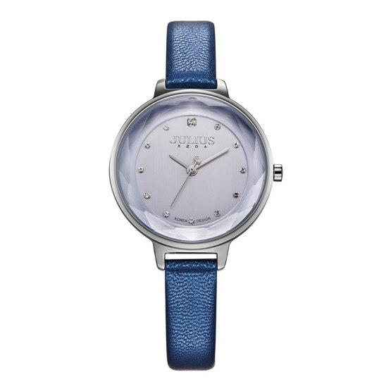 JULIUS Watches Women Fashion Watch New Elegant Dress Leather Strap