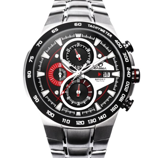 Luxury Brand Watches Men Sports Luminous Racing Mens