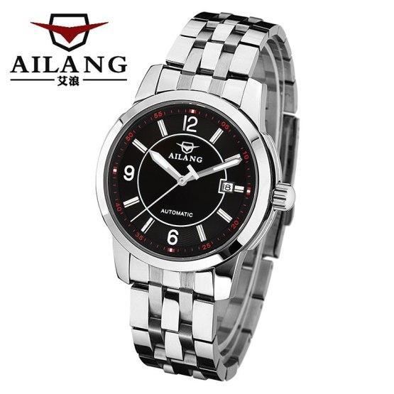 Luxury Brand men's Automatic Mechanical Wrist Watches