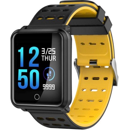 Smart Wristband Men Waterproof IP68 Sport Fashion Smart