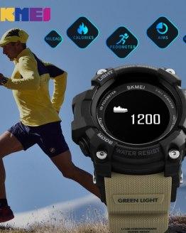 Smart Watch Men Heart Rate Sport Smartwatch Bluetooth Pedometer