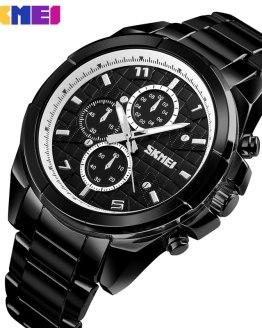 SKMEI Bluetooth Smart Watch Men Wristwatches Calorie Pedometer Sport