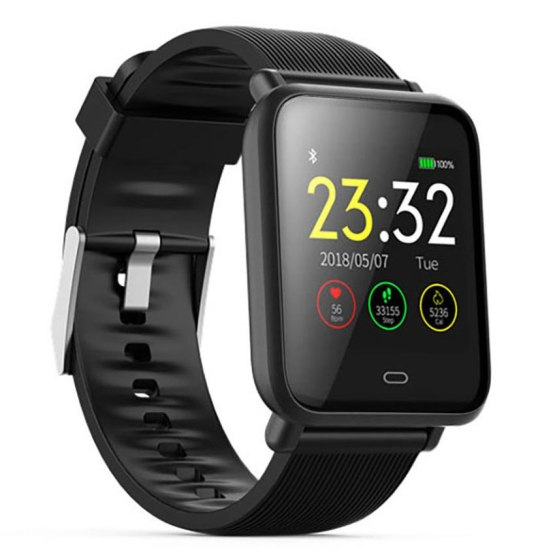 New Outdoor Blood Pressure Heart Rate Monitor Smart Watch