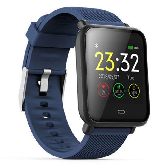 Q9 Smart Watch Blood Pressure Heart Rate Sleep Monitor Bracelet