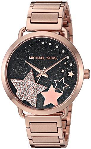 Michael Kors Women's Portia Rose Gold Watch MK3795