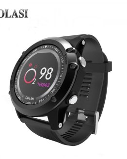 T2 Bluetooth Smart Watch Men IP68 Waterproof Heart Rate