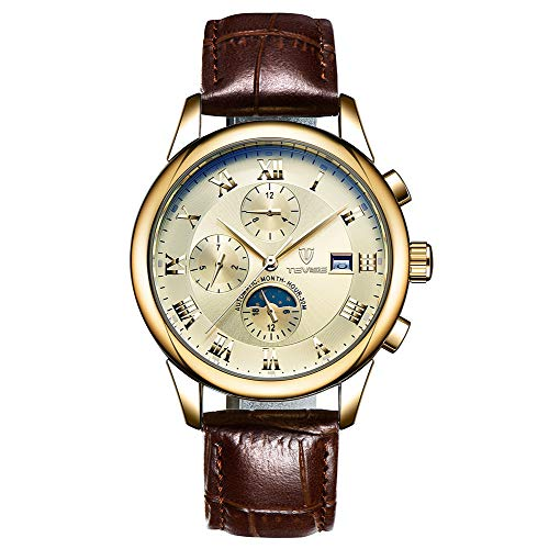 WATCHES FOR MEN Mens Watches Men Mechanical Automatic Skeleton