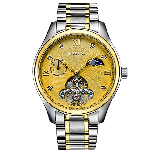 QWERTYUIOP Automatic Mechanical Watches/Fashion Cut Watch