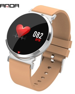 Bluetooth Smart Watch Men New SANDA Touch Screen Waterproof
