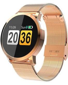 Sport Outdoor Wrist Watch Smart OLED Color Screen Watch Men