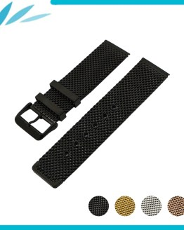 Stainless Steel Watch Band 20mm 22mm for Seiko Pin Clasp Strap Wrist