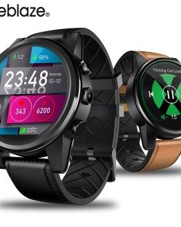 Smart Watch Men ThorS 4G GPS Smartwatch Android Digital
