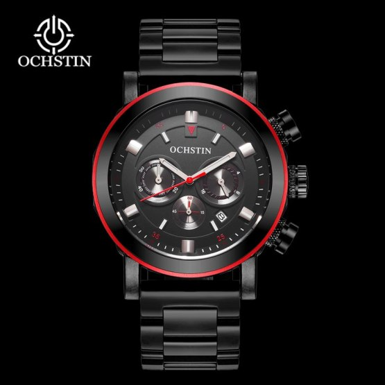 OCHSTIN Men Business Watches Waterproof Chronograph