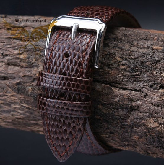 18mm 20mm 22mm 24mm Brown MAN Genuine Leather Watch BAND