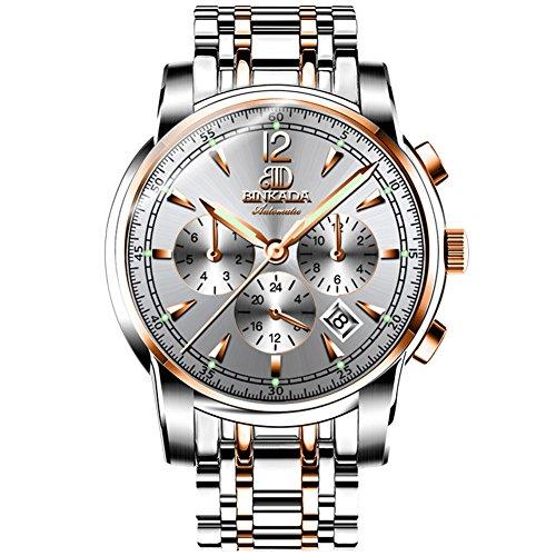 QWERTYUIOP Automatic Mechanical Watch/Waterproof Fashion