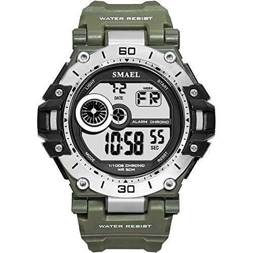 WATCHES FOR MEN Mens Watches Men Digital Analogue Waterproof