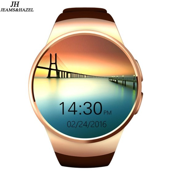 kw18 Smartwatch Bluetooth Smart Watch Relogio Watch Android