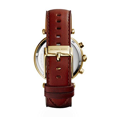 Michael Kors Women's Parker Gold-Tone Watch MK2249 Michael Kors Women's Parker Gold-Tone Watch MK2249